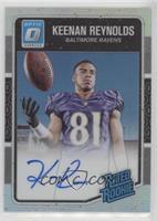 Rated Rookies - Keenan Reynolds /99