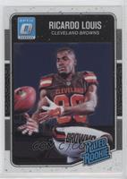 Rated Rookies - Ricardo Louis