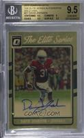 David Johnson /1 [BGS 9.5 GEM MINT]