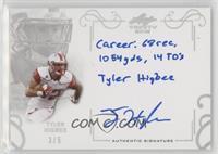 Tyler Higbee /5