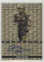 Superfractor - John Simpson #1/1