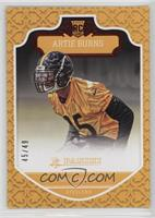 Rookies - Artie Burns #/49