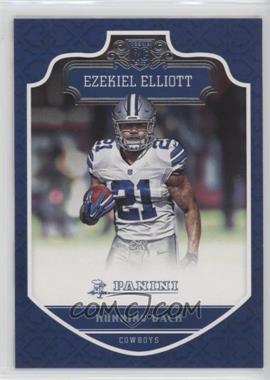 2016 Panini - [Base] #209 - Rookies - Ezekiel Elliott