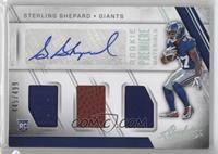 Rookie Premiere Materials Autographs - Sterling Shepard /499