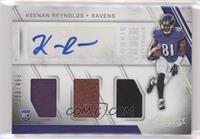 Rookie Premiere Materials Autographs - Keenan Reynolds /499