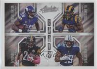DeMarco Murray, Todd Gurley II, Adrian Peterson, Le'Veon Bell