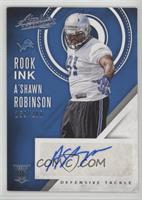 A'Shawn Robinson #/200