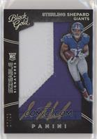 Sizeable Signatures Rookie Jersey - Sterling Shepard #/99