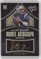 Rookie Autograph - Jacoby Brissett #/99
