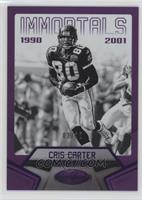 Immortals - Cris Carter /10