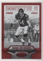 Immortals - Brian Urlacher #/99