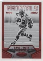 Immortals - Emmitt Smith #/99