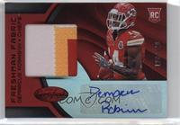 Freshman Fabrics Signatures - Demarcus Robinson /249