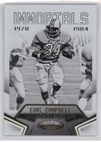 Immortals - Earl Campbell /999