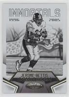 Immortals - Jerome Bettis #/999