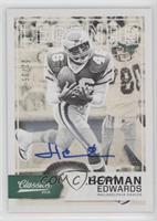 Legends - Herman Edwards /25