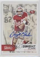 Legends - Dwight Clark /25