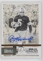 Legends - Paul Hornung #/15