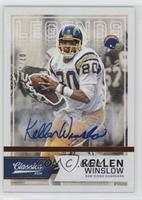 Legends - Kellen Winslow #/25