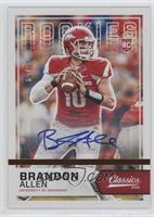 Rookies - Brandon Allen #/49