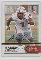 Rookies - Maliek Collins #/49