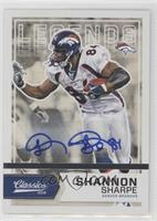 Legends - Shannon Sharpe #/5