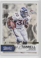 Legends - Terrell Davis #/10