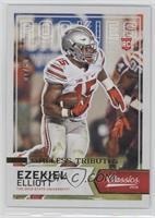 Rookies - Ezekiel Elliott /10