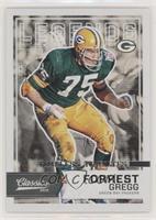 Legends - Forrest Gregg #/25