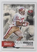 Legends - Roger Craig