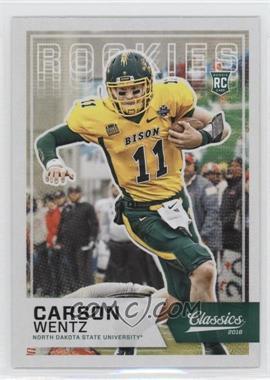 2016 Panini Classics - [Base] #268 - Rookies - Carson Wentz