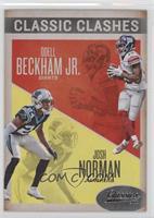 Josh Norman, Odell Beckham Jr.