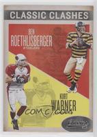 Ben Roethlisberger, Kurt Warner