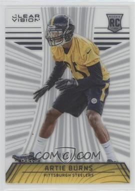 2016 Panini Clear Vision - [Base] #123 - Rookies Level 1 - Artie Burns /999
