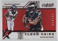 DeMarco Murray, Ryan Mathews #/49