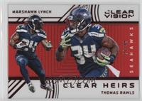 Marshawn Lynch, Thomas Rawls /49