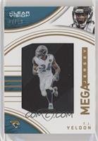 T.J. Yeldon [EX to NM] #/49