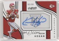Kevin Hogan #/99