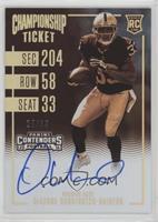 Rookie Ticket RPS Variation - DeAndre Washington /99