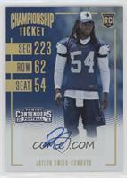 Rookie Ticket - Jaylon Smith #/99