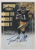 Rookie Ticket RPS - Trevor Davis #/99