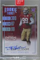 Rookie Ticket - DeForest Buckner [Uncirculated] #/24