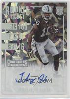 Rookie Ticket Variations - Johnny Holton #5/24
