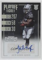 Rookie Ticket Variations - Jalen Richard #/99