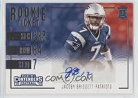 Rookie Ticket Variations - Jacoby Brissett