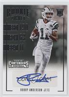 Rookie Ticket Variations - Robby Anderson