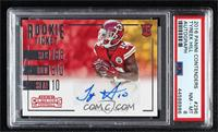 Rookie Ticket Variations - Tyreek Hill [PSA 8 NM‑MT]
