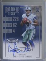 Rookie Ticket RPS - Dak Prescott
