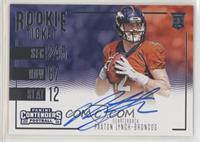 Rookie Ticket RPS Variation - Paxton Lynch