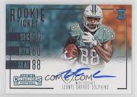Rookie Ticket RPS Variation - Leonte Carroo